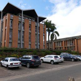 Universitätsgebäude in Tana (Philologie)
