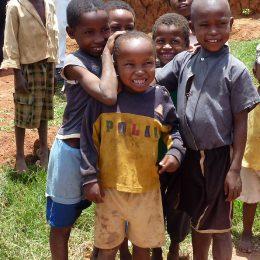In Madagaskar allgegenwärtig: Kinder