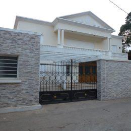So geht's auch: Moderne Luxusvilla in Tana