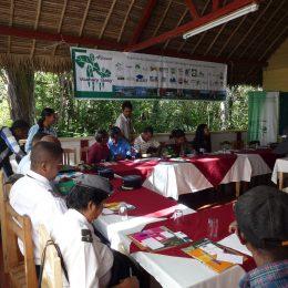 Schulungsseminar im Artenschutz für Zoll- und Polizeibeamte